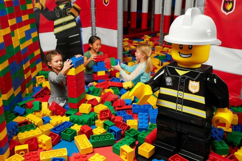 GIVEAWAY: SEA LIFE + LEGOLAND Discovery Center