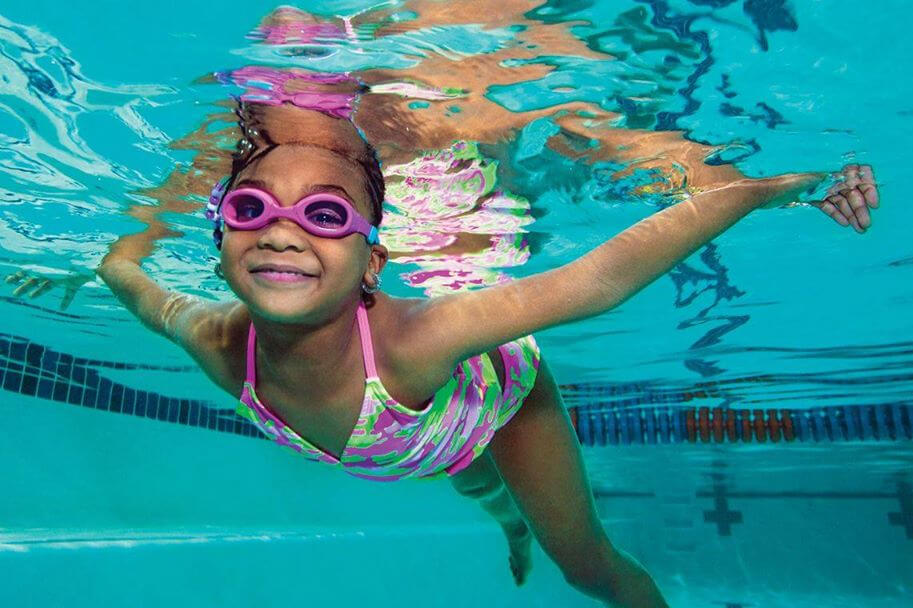 Open Swim At Goldfish Okemos–Holiday Break Fun!