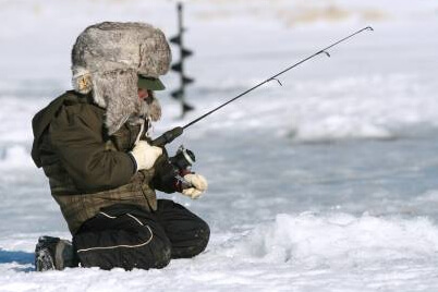 Kids Ice Fishing Clinic