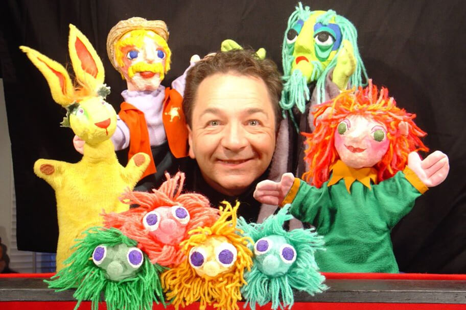 Critter Capers Puppet Show