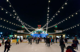 Outdoor Ice Rinks In Metro Detroit