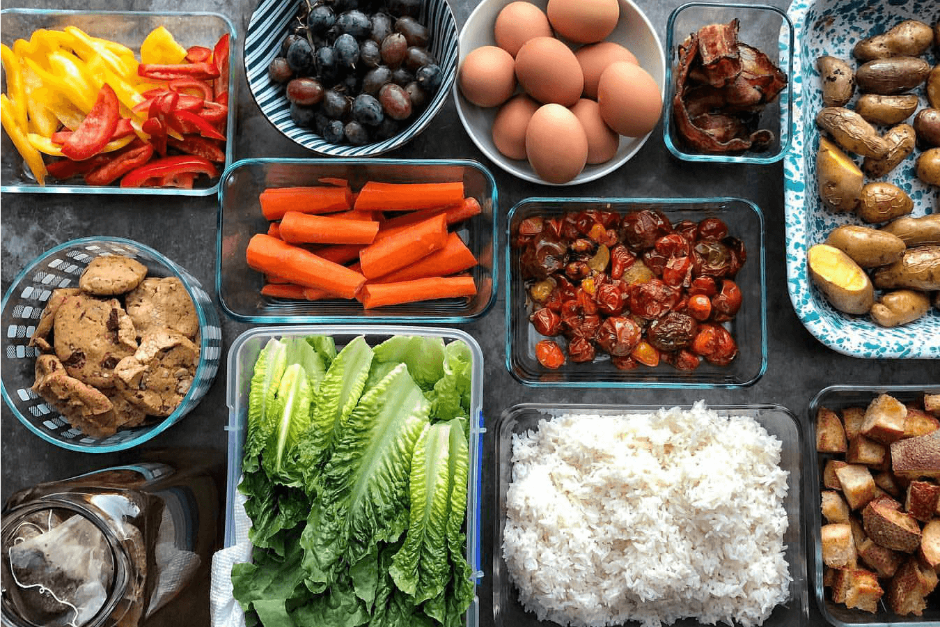 3 Easy Steps To Frozen Meal Prep