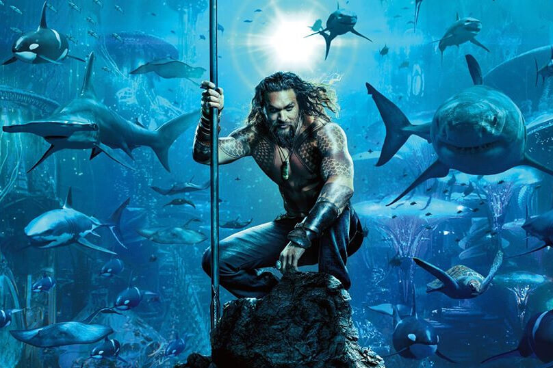 February Flicks – Aquaman