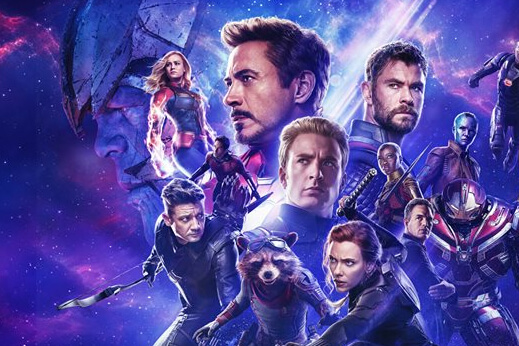February Flicks – Avengers Endgame