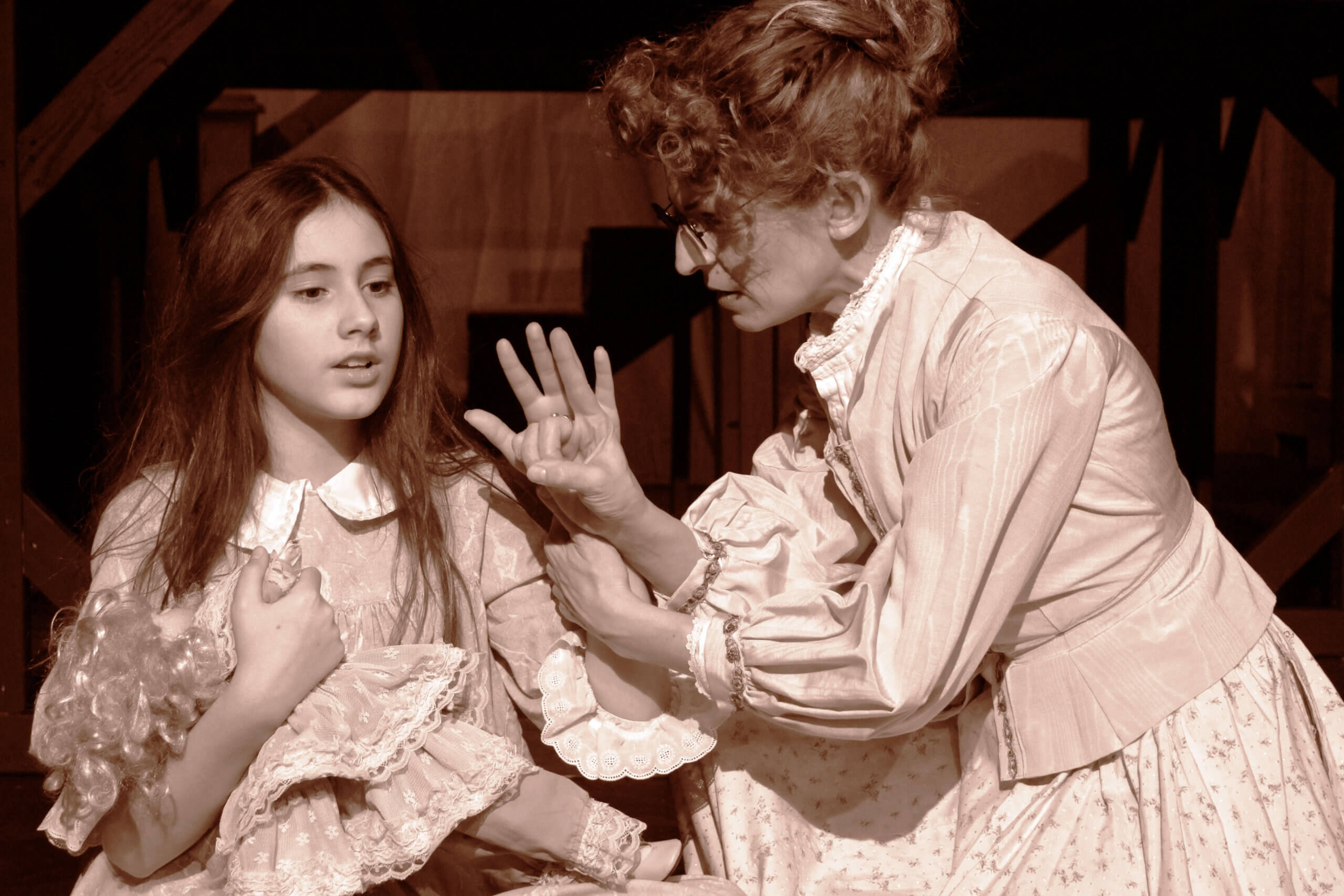 "Birmingham Village Players Presents ""The Miracle Worker"""