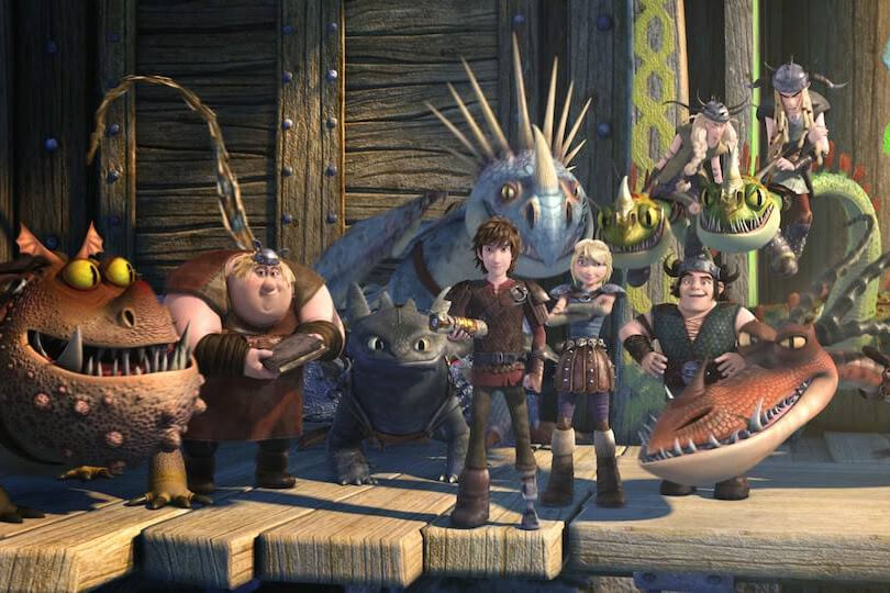 February Flicks – How To Train Your Dragon: The Hidden World