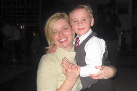 Mother / Son Dance