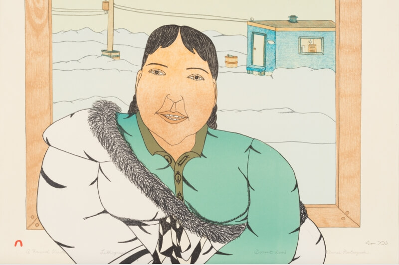 The Power Family Program For Inuit Art Reflections: An Ordinary Day