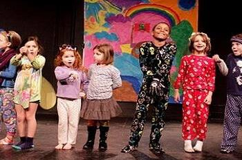 Junior Theatre Class – Ages 31/2-5