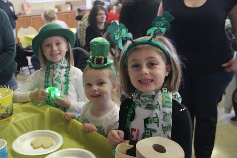 Leprechaun Luncheon At The Petting Farm – Second Seating