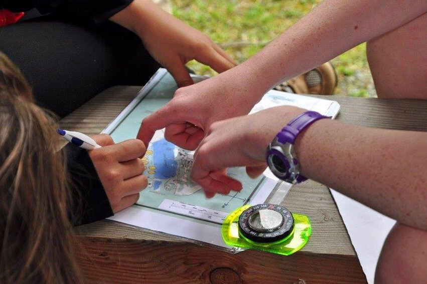 CANCELLED-Young Explorers: Intro To Orienteering