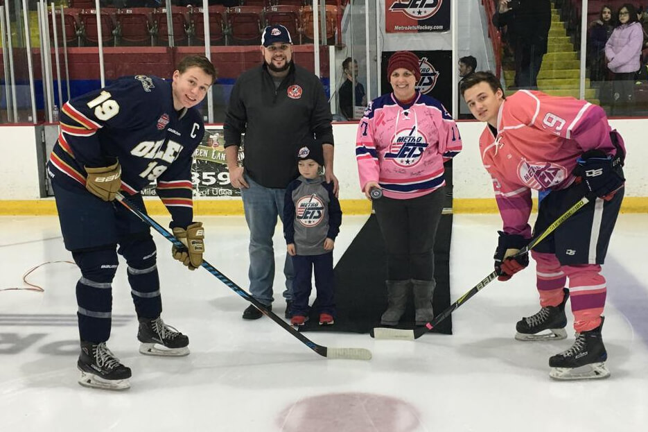 Metro Jets Hockey Kids Night