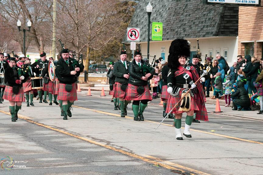 CANCELLED – Annual St Patrick's Day Parade