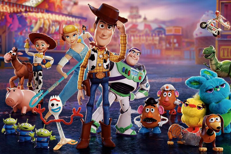Movies In The Parks: Toy Story 4