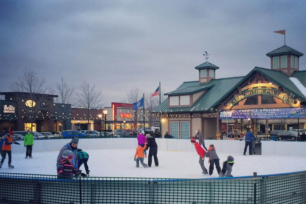5 Reasons To Visit Farmington With Kids This Winter