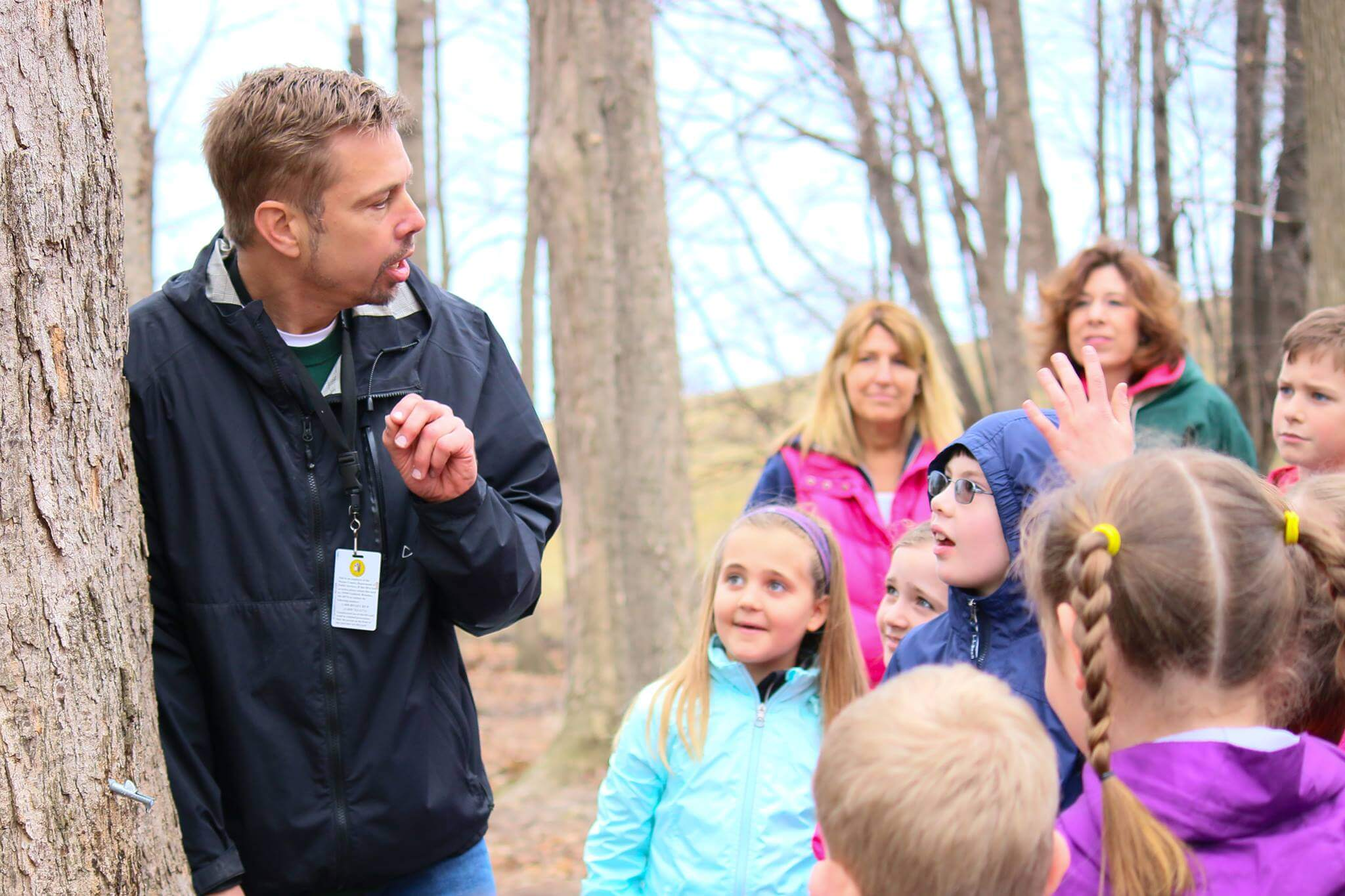 Maple Sugaring For Kids