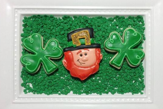 St. Paddy's Day Cookie Class