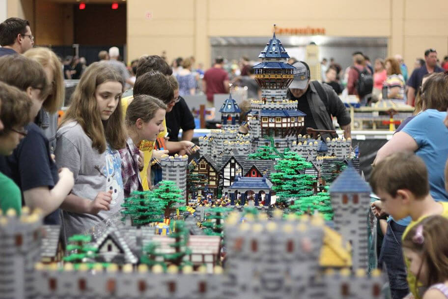 Brickworld Michigan 2020