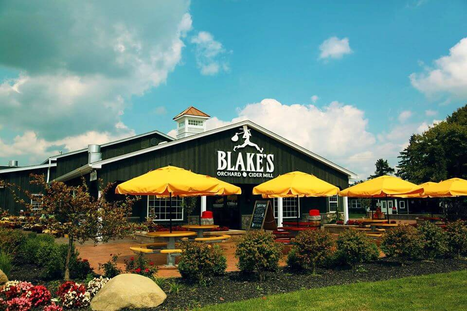 FREE Lunch For Kids At Blake's Cider Mill