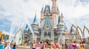 Daily Inspiration Guide For Those Home With Kids: Disney World