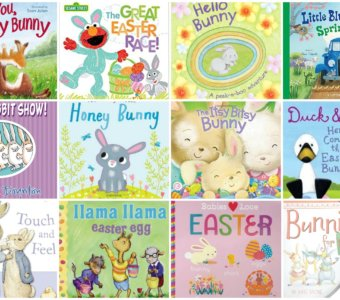 12 Perfect Board Books For Baby's First Easter