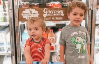 GIVEAWAY: Guernsey Farms Dairy FREE Milk For A Year