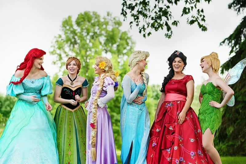 FREE Virtual Princess & Superhero Parties That Will Brighten Every Kid's Day