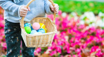 GIVEAWAY: 40 Easter Basket Gift Ideas For Kids Of All Ages