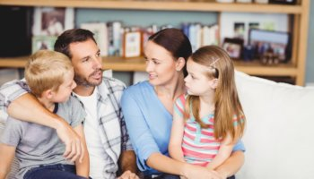 3 Easy Ways To Reassure Kids In Uncertain Times