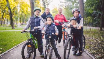 Where To Find Family-Friendly Bike Trails In Metro Detroit (& Bike Giveaway)