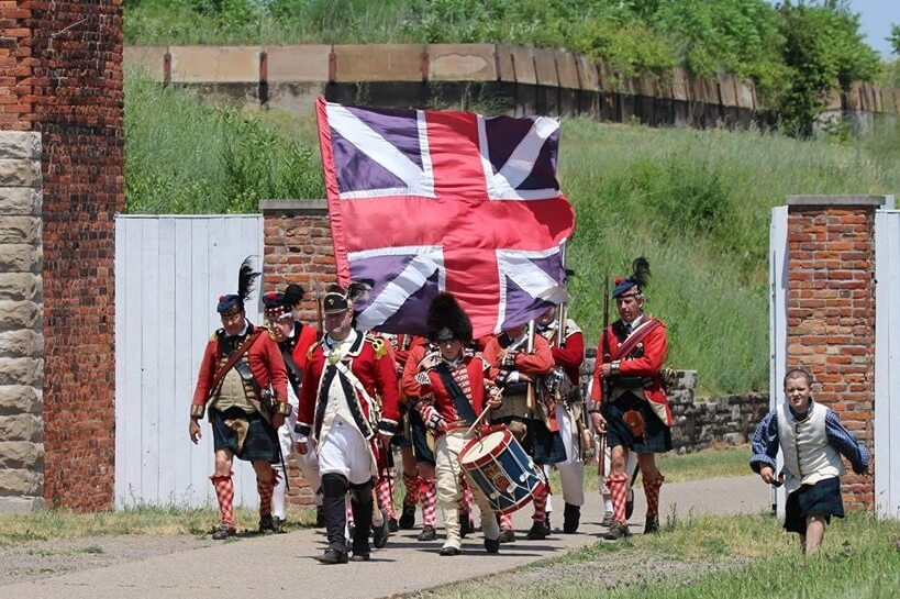 Colonial Days Weekend