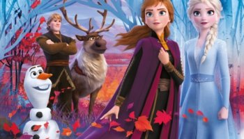 Daily Inspiration Guide For Those At Home With Kids: Frozen Edition