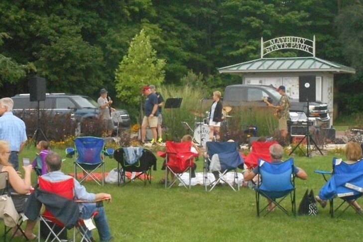 Music At Maybury Concerts
