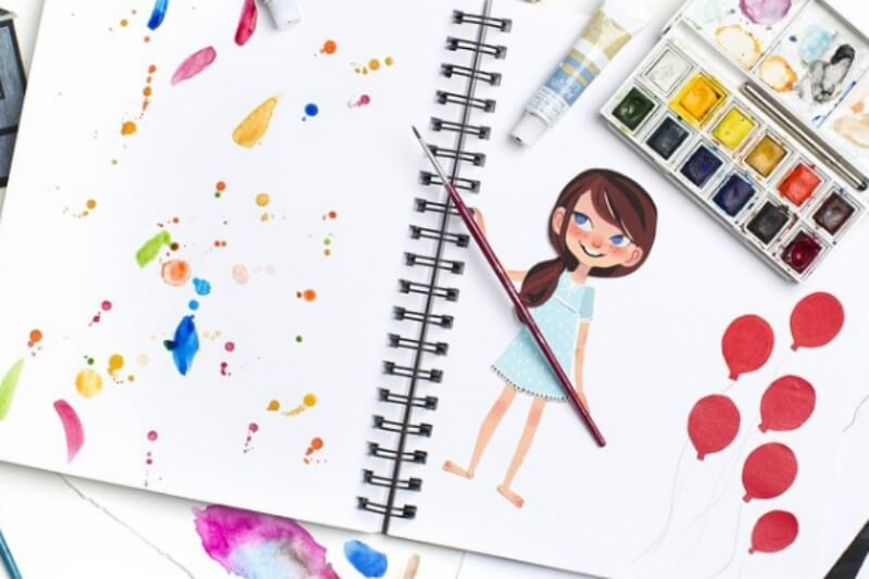 5 Virtual Art & Illustration Classes Your Kids Will Love