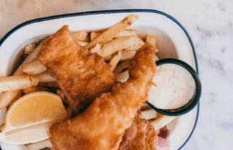 The Best (& Easiest) Fish Fry Recipe For Lent