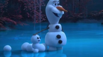 Disney Debuts FREE Weekly 'At Home With Olaf' Video Shorts
