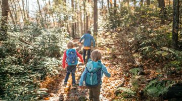 Fun Ways To Explore The Great Outdoors (or Your Backyard) With Kids