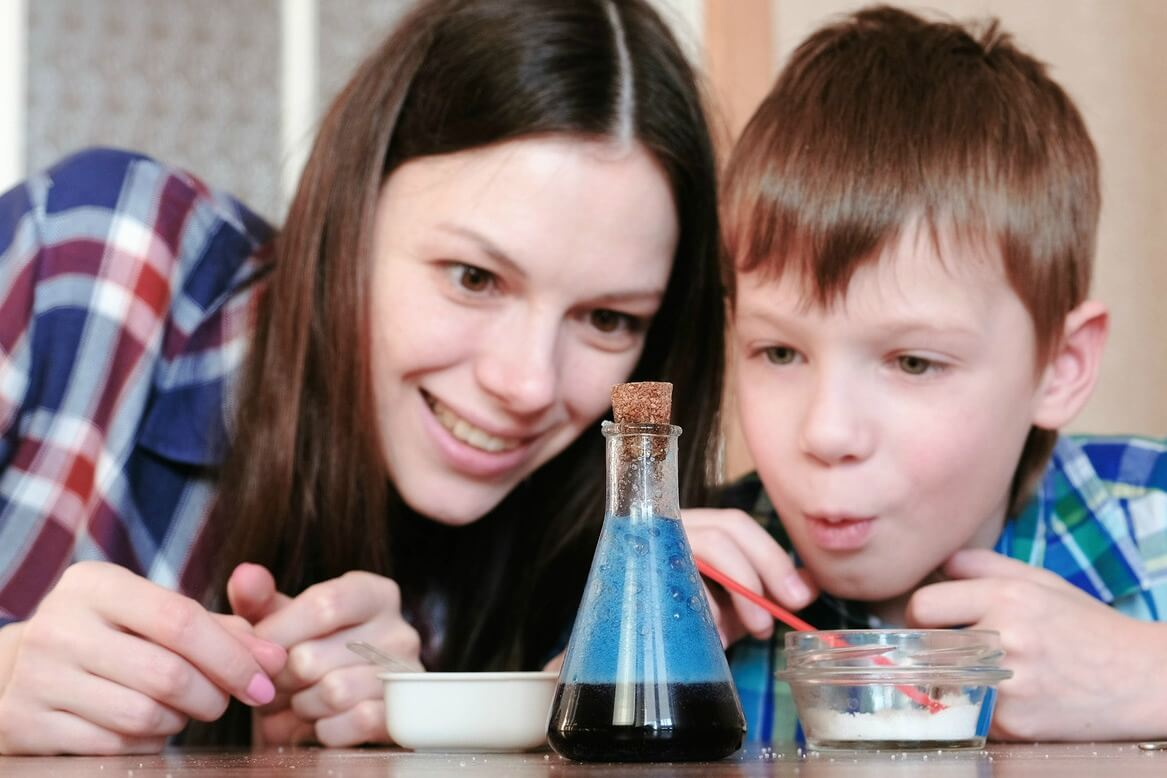 16 Fun Science Experiments For Kids To Do At Home