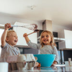 10 Tips, Tricks + Recipes That Make Cooking With Kids Fun