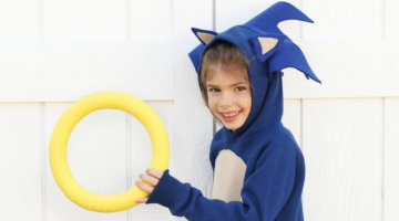 Daily Inspiration Guide For Those Home With Kids: Sonic