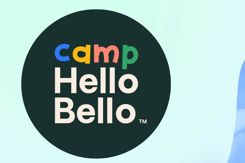 VIRTUAL Camp Hello Bello