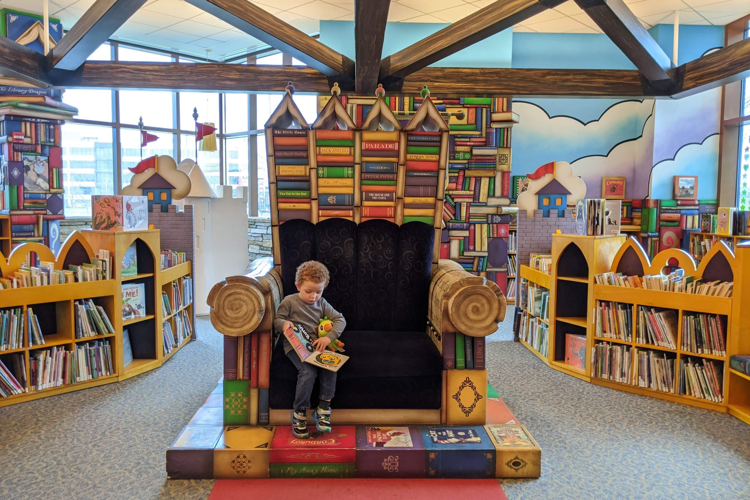 Find Books, Crafts, Activities and More At A Metro Detroit Library