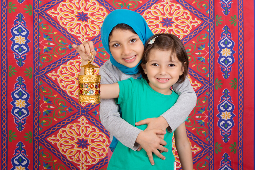 4 Fun Ways to Teach Kids About Ramadan