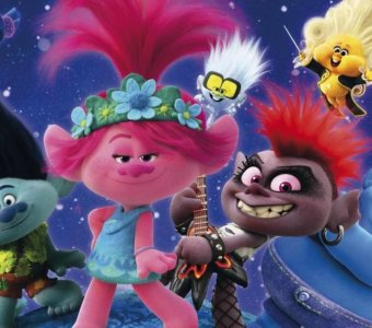 Daily Inspiration Guide For Those Home With Kids: Trolls