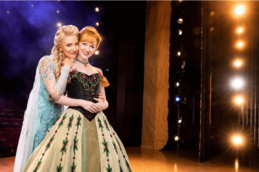 Disney's Frozen On Broadways Is Coming To Michigan