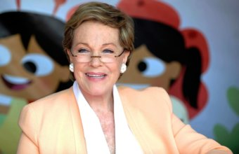 Julie Andrews Launches Julie's Library Podcast For Families