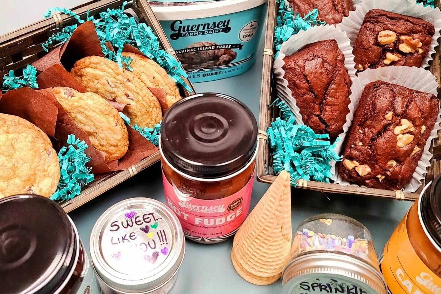 GIVEAWAY: Mother's Day Gift Basket From Guernsey