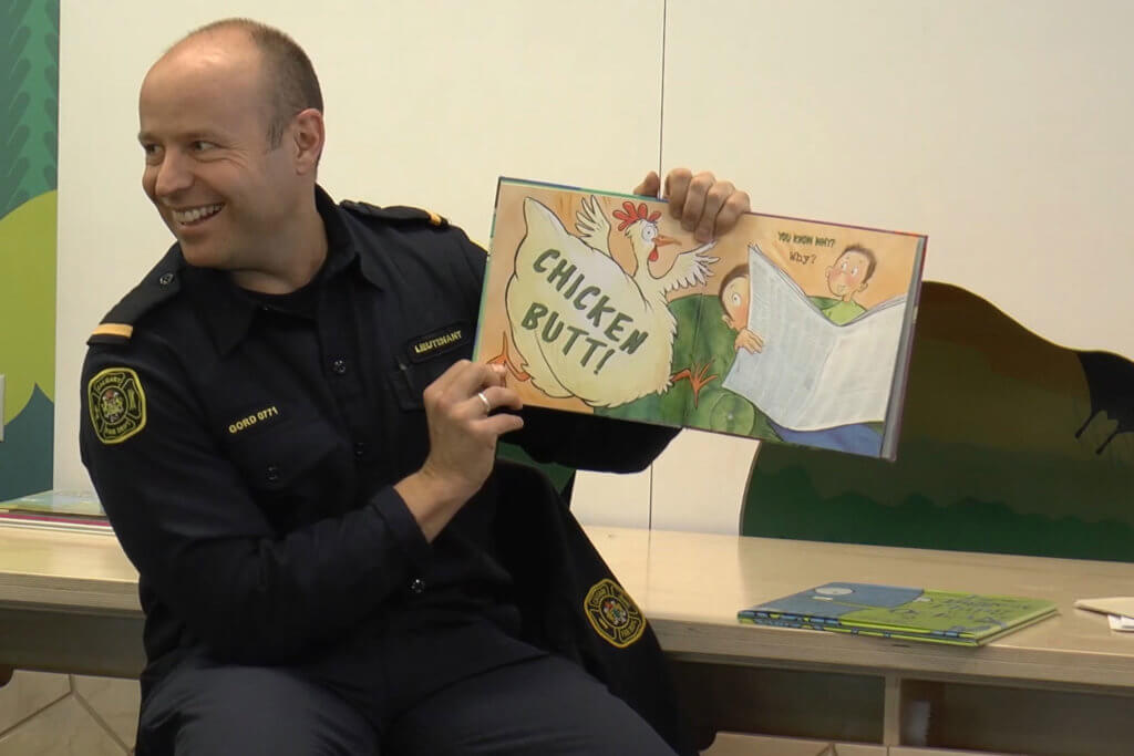 police story time