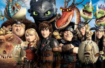 Daily Inspiration Guide For Those Home With Kids: How To Train Your Dragon