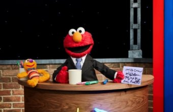 'The Not Too Late Show With Elmo' Premieres This Week